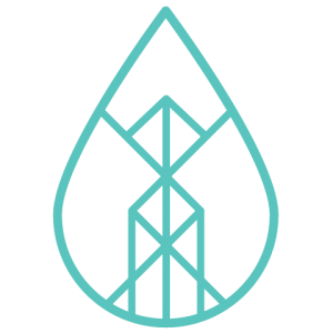 Pure Drip IV Health & Wellness Vitality Symbol